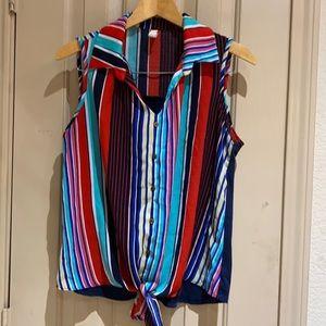 Perception concept blouse size M